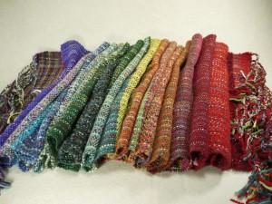 ROYGBIVKitchenSinkScarf